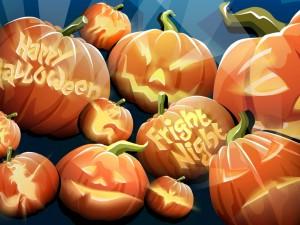 semeika goryashih tikv 1024x768 300x225 Хеллоуин.......