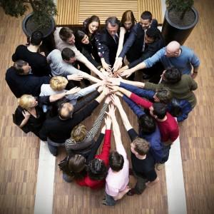 Teambuiling10 300x300 Сила коллектива.........